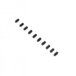 TLR Stellschrauben Ringschneide M4x8 mm (10 Stk) Horizon TLR255016