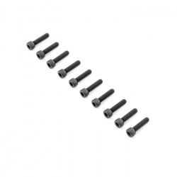 TLR Zylinderkopfschrauben M5x20 mm (10 Stk) Horizon TLR255024