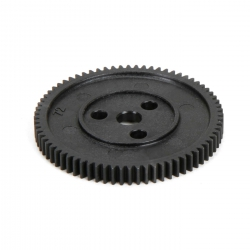 Direct Drive Spur Gear, 72T, 48P Horizon TLR332048