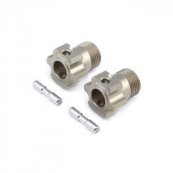 TLR Radmitnehmer m. Pin +2,5 mm (2 Stk): 5B, 5T, Mini WRC Horizon TLR352003