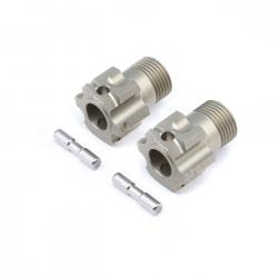 TLR Radmitnehmer m. Pin +7,5 mm (2 Stk): 5B, 5T, Mini WRC Horizon TLR352005