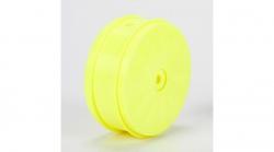 TLR Felge vorne 61 mm, gelb (2 Stk): 22-4 Horizon TLR43014