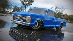 Vaterra 1968 Ford F-100 Pick Up Truck V100-S 1:10 RTR INT Horizon VTR03028I