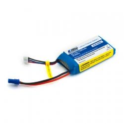E-flite 2S 7,4V 1300mAh 20C LiPo-Akku m. EC2-Stecker Horizon EFLB13002S20