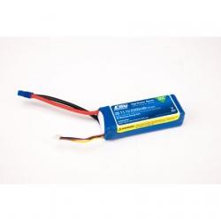 E-flite 3S 11,1V 2200mAh 50C LiPo-Akku m. EC3-Stecker Horizon EFLB22003S50