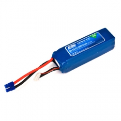 E-flite 6S 22,2V 2600mAh 30C LiPo-Akku m. EC3-Stecker Horizon EFLB26006S30