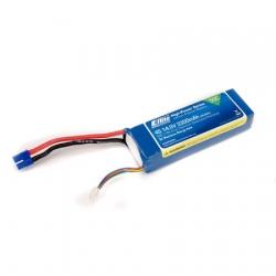 E-flite 4S 14,8V 3300mAh 50C LiPo-Akku m. EC3-Stecker Horizon EFLB33004S50