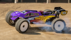 Losi 8IGHT-T Nitro RTR: 1/8 4WD Truggy Horizon LOS04011