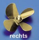 Ms-Propeller R 4-Bl. 50mm, M5 Krick 545051