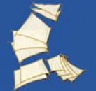 Segelsatz Alert Zollkutter Krick 61911