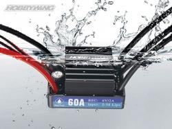 Fahrtregler Seaking V3  60A Krick 67072