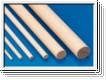 Holz-Rundstab hell   6 mm Krick 80611