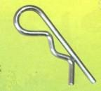 Karosseriesplinte 36 mm silber (10) Krick 820259
