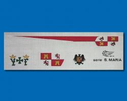 Flaggensatz Santa Maria 1:50 Krick 837450