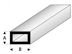 ASA Rechteck Rohr 5x10x330 mm (5) Krick rb421-54-3