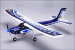 U CAN FLY! Blau ARF Servo, ESC, BL Hype Kyosho 022-2080B