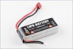 Lipo Battery 11.1V 1300 15C U CAN FLY Hype Kyosho 022-2091