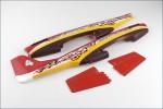 Rumpf m. Hlw. Dago Red Hype Kyosho 025-1001