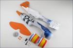 Rumpf m. Hlw. P-47 Hype Kyosho 025-1041