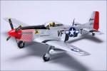 Mustang P-51 m. 3X-Kreisel Hype Kyosho 027-1120