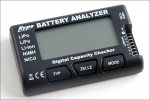 Battery Analyzer LiPo, LiFe, Nixx Hype Kyosho 082-7010