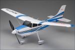 EP aiRium Cessna Skylane VE29 RTR, bl Kyosho 10932RS-BL