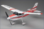 EP aiRium Cessna Skylane VE29 RTR,rot Kyosho 10932RS-R