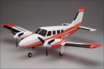EP aiRium Piper PA34 VE29 Twin, rot Kyosho 10961R