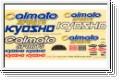 Dekorbogen Calmato Sports Kyosho 11215-04