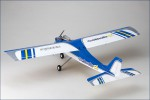 CALMATO Alpha 40 Trainer, blau Kyosho 11231BL