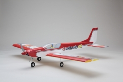 CALMATO ALPHA 40 SPORTS ROT (EP/GP) Kyosho 11237RB