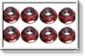 Stopmuttern M8, rot, (8) Kyosho 1360