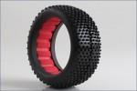 1:8 Buggy CROSSBRACE Soft w/ Red Insert Kyosho 14004SR