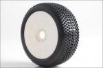 1:8 Buggy ENDURO Soft EVO Wheel Pre-Moun Kyosho 14006SRW