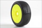 1:8 Buggy ENDURO Soft EVO Wheel Pre-Moun Kyosho 14006SRY