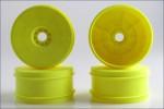1:8 Buggy EVO Wheels Yellow (4 pcs.) Kyosho 24003Y