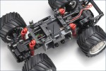 M-Z Monster MM-01 Chassis Set ASF2.4G Kyosho 30090
