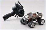 M-Z Monster MM-01 Dodge Ram 1500 grau Kyosho 30091GM