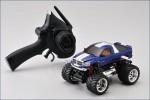 M-Z Monster MM-01 Dodge Ram 1500 blau Kyosho 30091MB