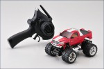 M-Z Monster MM-01 Dodge Ram 1500 rot Kyosho 30091MR