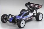 1:10 BLS 4WD Lazer ZX-5 blau-grau Hype Kyosho 30861-T4BLS