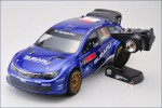 1:10 DRX VE SUBARU IMPREZA WRC 2008 Kyosho 30879