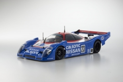 PLAZMA LM 1:12 NISSAN R90CP CARBON EDITION  2018-011 Kyosho 30925C