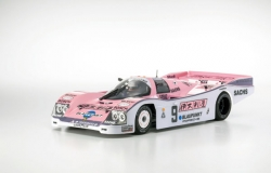 PLAZMA LM 1/12 PORSCHE 962 JOEST RACING No9 CARBON EDITION Kyosho 30926C