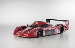 PLAZMA LM 1/12 TOYOTA GT-One TS020 No27 CARBON EDITION Kyosho 30927C