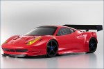 1:8 EP Inferno GT2 VE RS Ferrari 458 Kyosho 30940