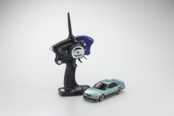 Mini-Z MA020 SPORTS 4WD NISSAN SILVIA AERO (KT19) HELLGRUEN (MIT LED) Kyosho 32134GT