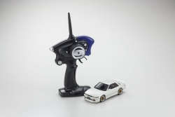 Mini-Z MA020 SPORTS 4WD NISSAN SILVIA AERO (KT19) PERLWEISS (MIT LED) Kyosho 32134PW