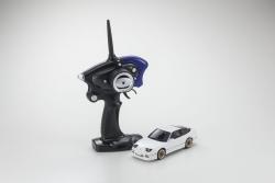 Mini-Z MA020 SPORTS 4WD NISSAN 180SX AERO (KT19) WEISS (MIT LED) Kyosho 32135W