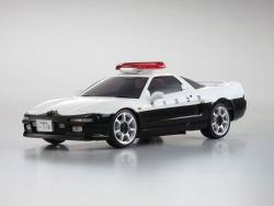 Mini-Z MR03 SPORTS HONDA NSX TOCHIGI POLICE CAR (W-MM/KT19) *LTD* Kyosho 32229PC